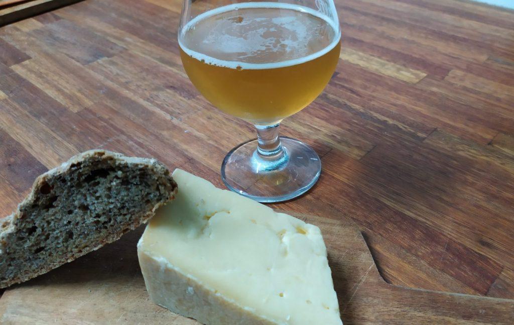cervezas y quesos